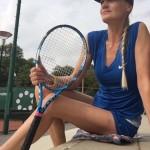 Annelies tennislerares Knltb