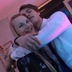 Annelies en zoon Hugo
