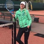 tennislerares bij Genneper Parken Eindhoven