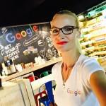 gastvrouw voor Google 2016